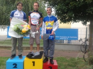 Course Antony - Podium D1/D2