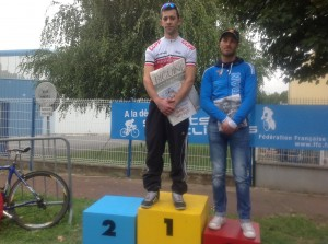 Course Antony - Podium D3/D4